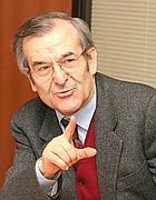 PADOVA 13/02/2004 FOTO MICHELA GOBBI FORUM SULLA MAGISTRATURA E GIUSTIZIA IN REDAZIONE. MODERATORE, IVONE CACCIAVILLANI